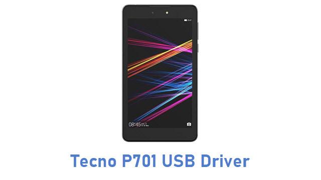 Tecno P701 USB Driver