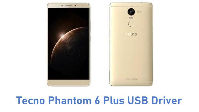 Tecno Phantom 6 Plus USB Driver