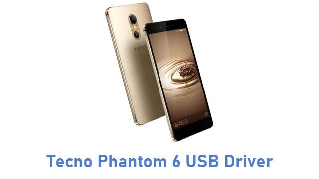 Tecno Phantom 6 USB Driver