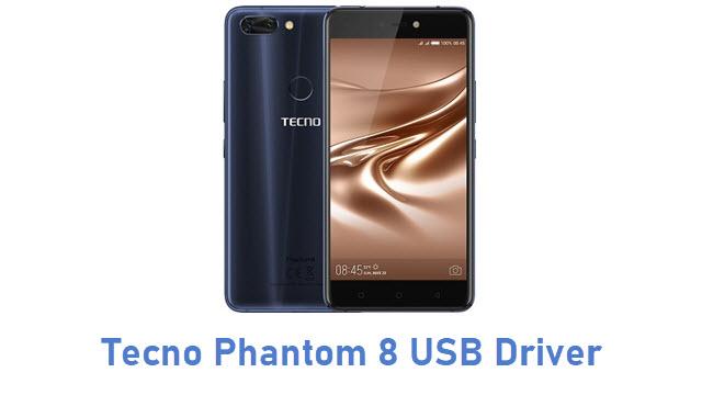 Tecno Phantom 8 USB Driver