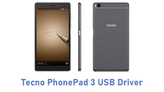 Tecno PhonePad 3 USB Driver