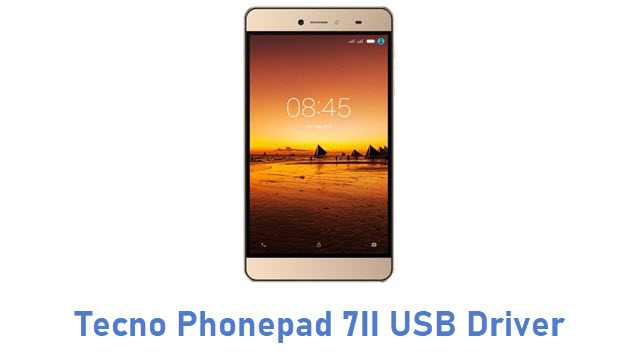 Tecno Phonepad 7II USB Driver