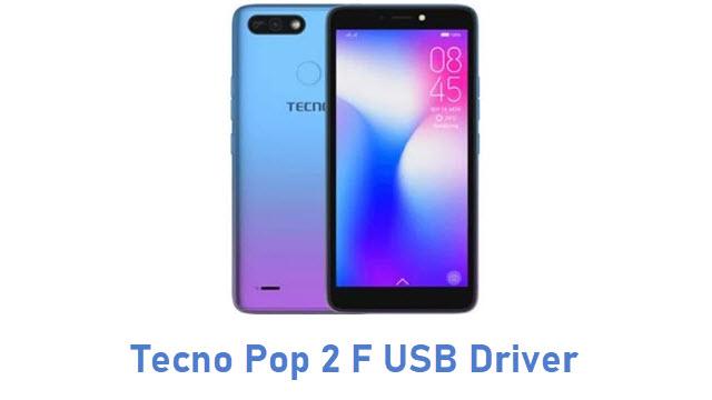 Tecno Pop 2 F USB Driver