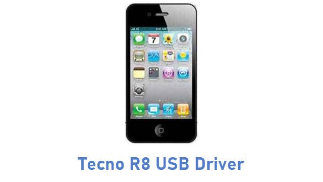 Tecno R8 USB Driver