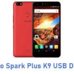 Tecno Spark Plus K9 USB Driver