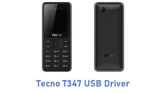 Tecno T347 USB Driver