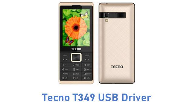 Tecno T349 USB Driver