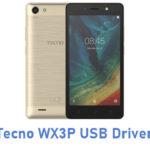 Tecno WX3P USB Driver
