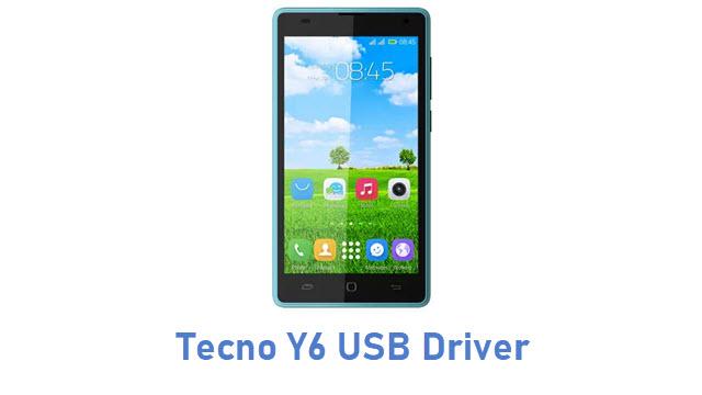 Tecno Y6 USB Driver