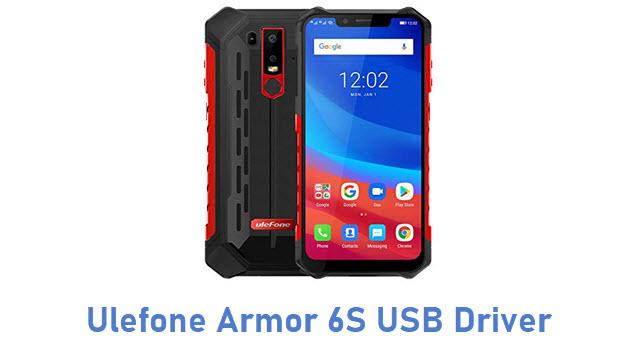 Ulefone Armor 6S USB Driver