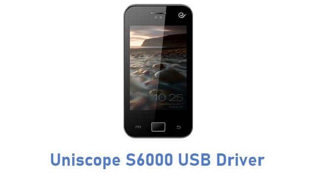 Uniscope S6000 USB Driver