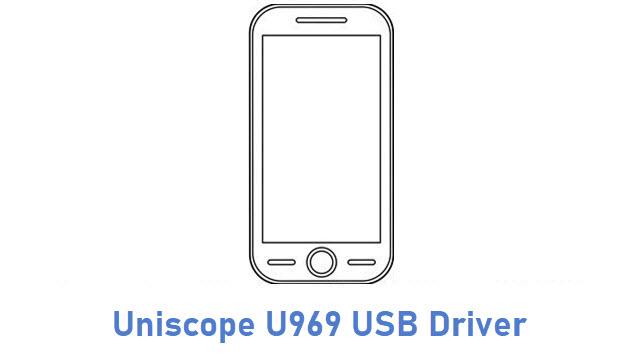 Uniscope U969 USB Driver