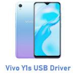Vivo Y1s USB Driver