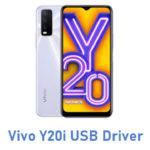 Vivo Y20i USB Driver