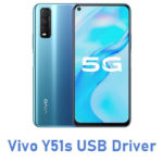 Vivo Y51s USB Driver