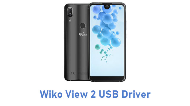 Wiko View 2 USB Driver