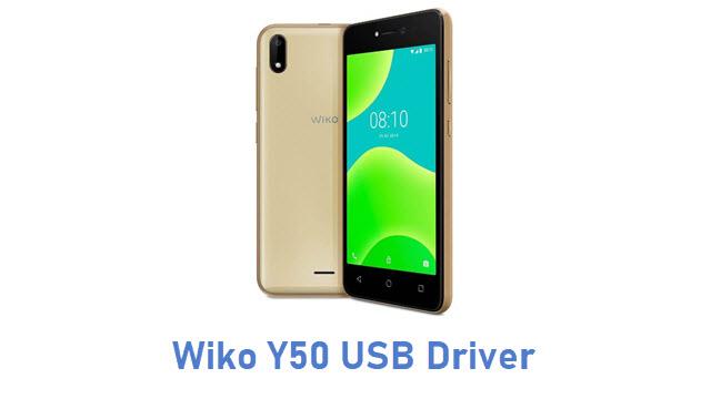 Wiko Y50 USB Driver