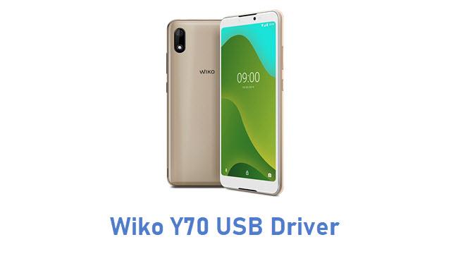 Wiko Y70 USB Driver