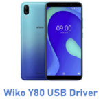 Wiko Y80 USB Driver