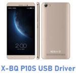 X-BQ P10S USB Driver