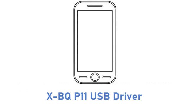 X-BQ P11 USB Driver