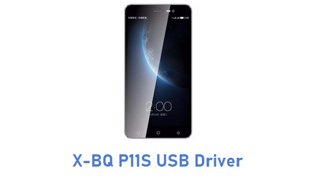 X-BQ P11S USB Driver