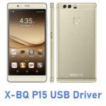 X-BQ P15 USB Driver