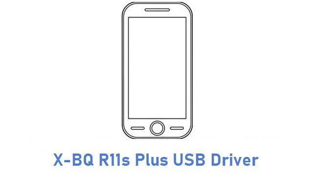 X-BQ R11s Plus USB Driver