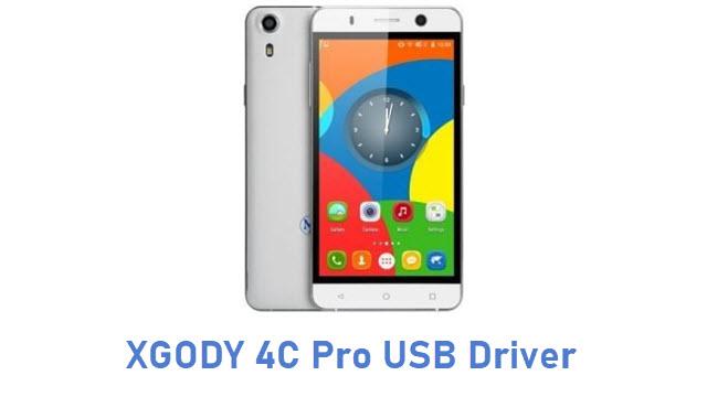 XGODY 4C Pro USB Driver