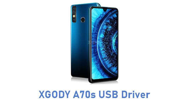XGODY A70s USB Driver