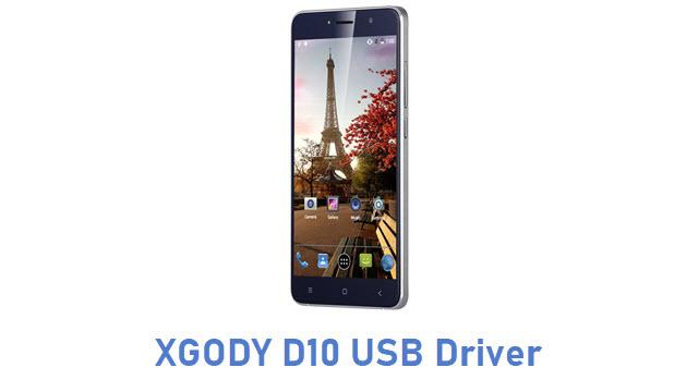 XGODY D10 USB Driver