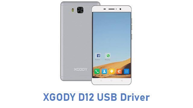 XGODY D12 USB Driver