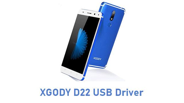 XGODY D22 USB Driver