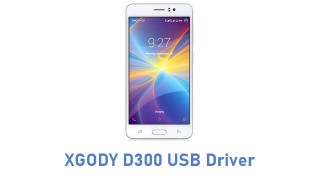 XGODY D300 USB Driver