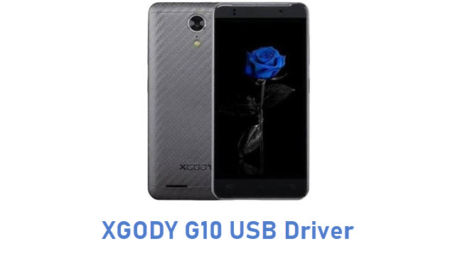 XGODY G10 USB Driver