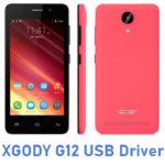 XGODY G12 USB Driver