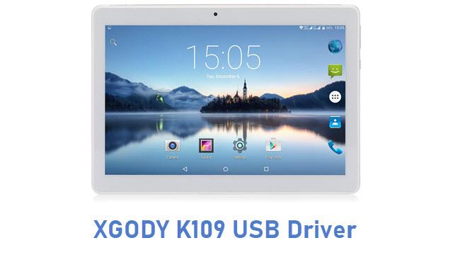 XGODY K109 USB Driver
