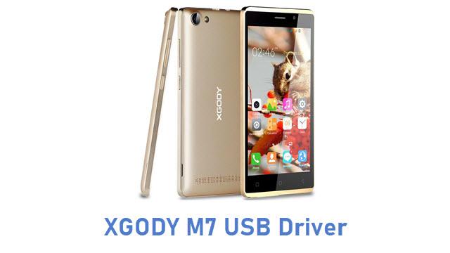 XGODY M7 USB Driver