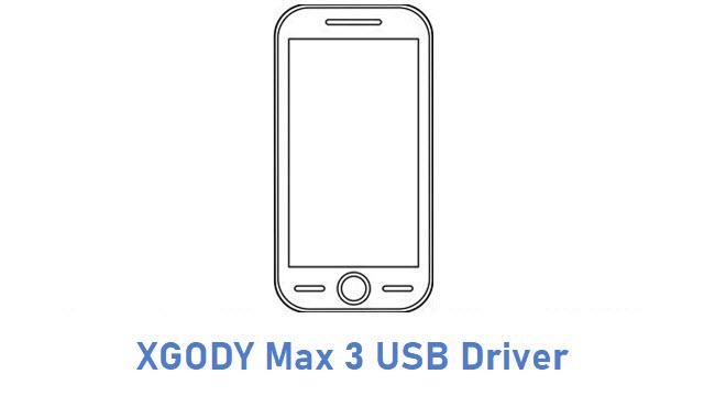 XGODY Max 3 USB Driver