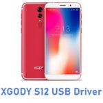 XGODY S12 USB Driver