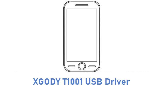 XGODY T1001 USB Driver