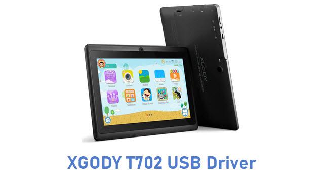 XGODY T702 USB Driver