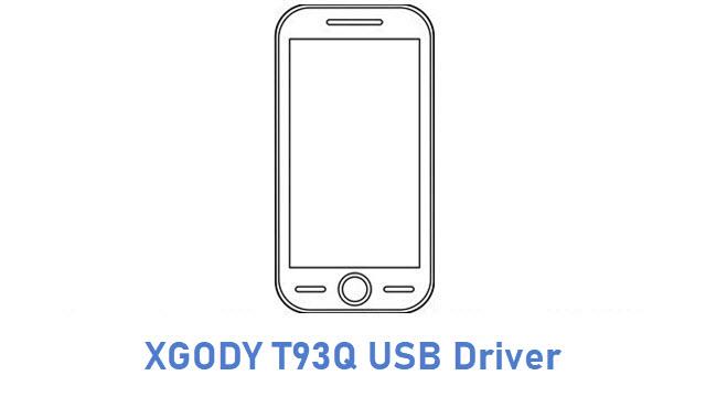 XGODY T93Q USB Driver