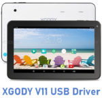 XGODY V11 USB Driver