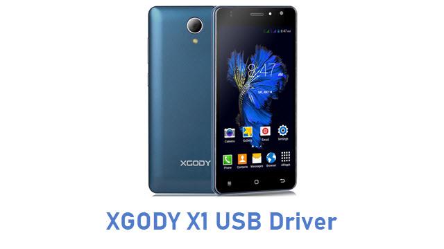XGODY X1 USB Driver