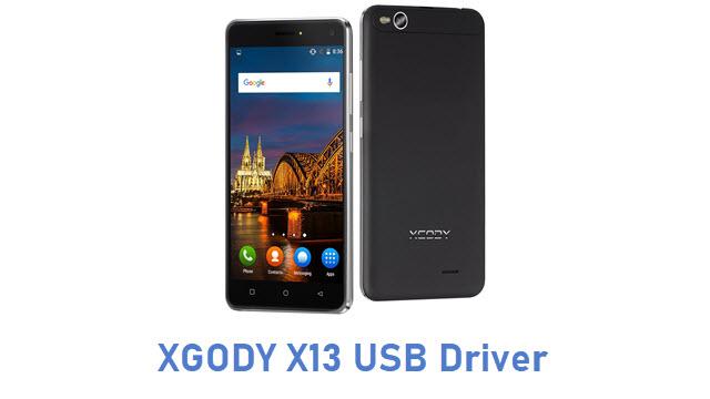 XGODY X13 USB Driver