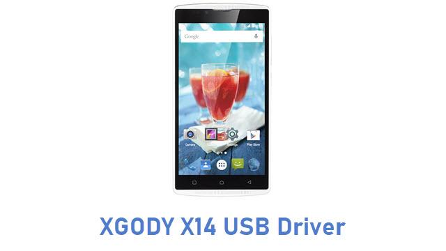 XGODY X14 USB Driver