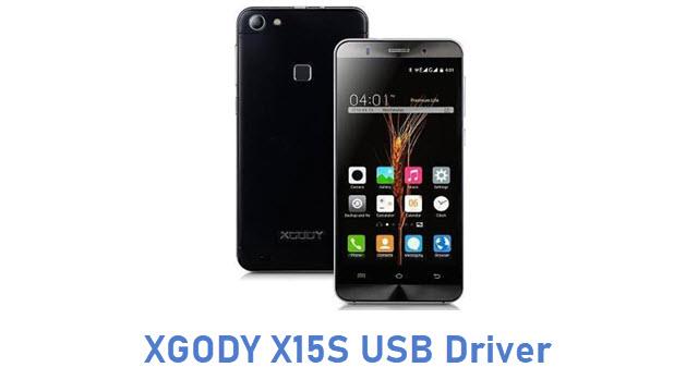 XGODY X15S USB Driver