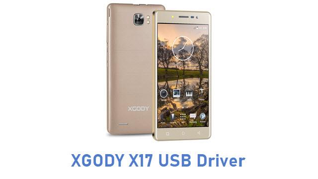 XGODY X17 USB Driver