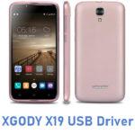 XGODY X19 USB Driver